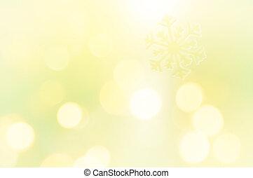 grafické pozadí, třpytit se, sněhová vločka, zbabělý