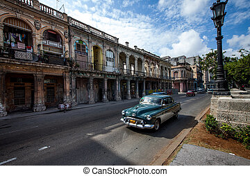 Havana, Kuba - 7. Havana, 7. 2011.