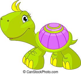 Hezká želva