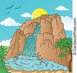 Hill s vodopády