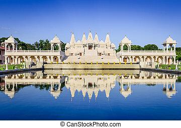 hind, atlanta, chrám
