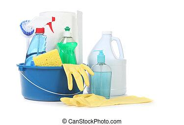 Hodně užitečných domácích čistíren