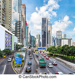 Hong Kongské cesty