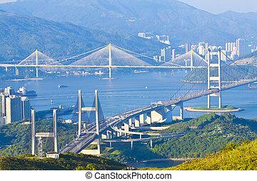 Hong Kongské mosty