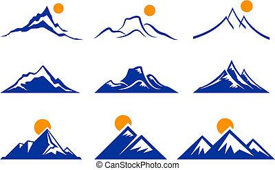 Horské ikony