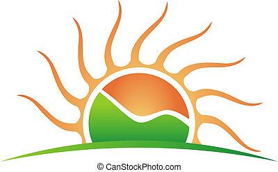 Horský logo