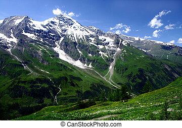 hory, rakousko