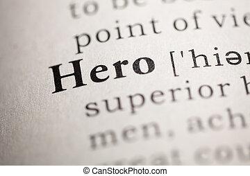 hrdina
