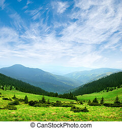 hromada čeho údolí, mladický podnebí