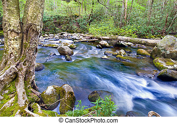 hromada čeho potok