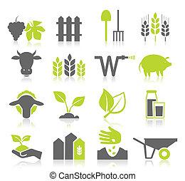 Icon zemědělství