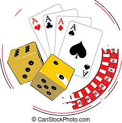 Ilustrace hazardu