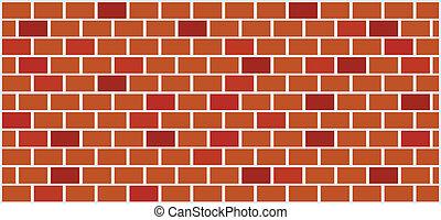 Ilustrace stěny