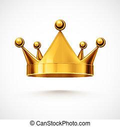 Izolovaná koruna