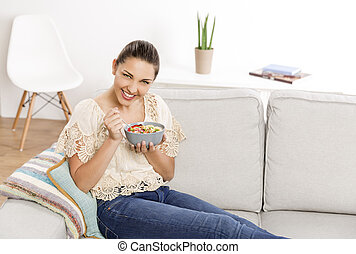 Jíst zdravě