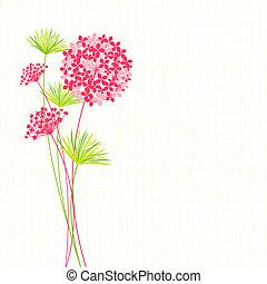 Jaročasová květina