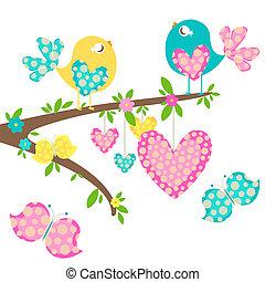 Jaroční ptáci
