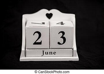 Kalendarské kubky, 23, 23