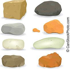 Kameny a kameny