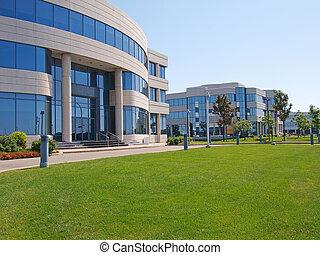 Kancelářské budovy