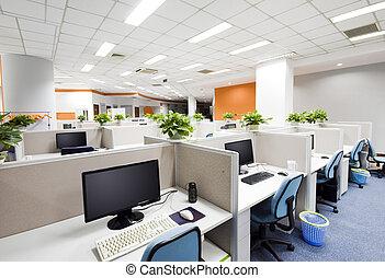 Kancelářské pracoviště v Pekingu