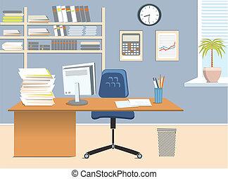Kancelářský pokoj