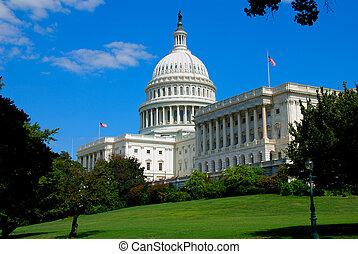 Kapitola ve Washingtonu