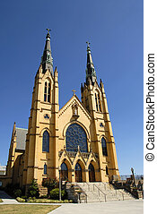katolík, církev