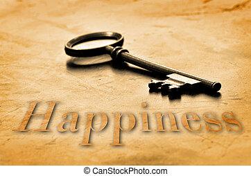 Klíč k štěstí