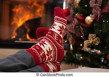 Klid po Vánocích