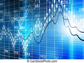 kmen, analýza, povolání, graf, výměna, diagram.