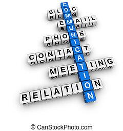 Komunikační křížovka