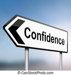 Konfidence.