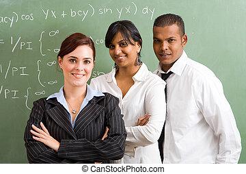 Konfidentní učitelé matematiky