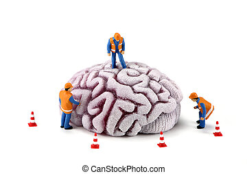 Konstatek: stavební dělníky inspektují mozek