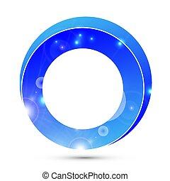 konzervativní, emblém, kroužek, 3