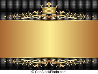 Královské pozadí