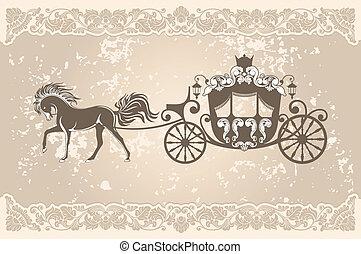 Královský kočár