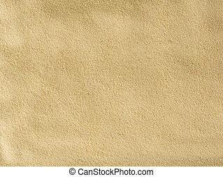 Krásná struktura písku