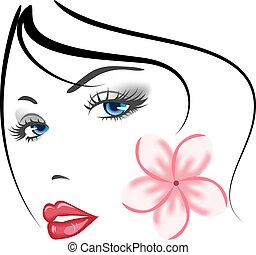 Krásová tvářička