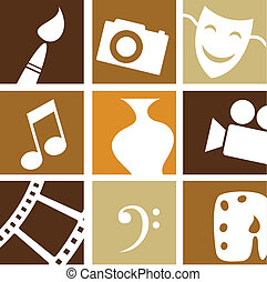 Kreativní ikony