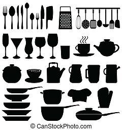 kuchyňská potřeba, mít námitky, kuchyně