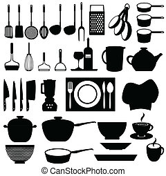kuchyňská potřeba, otesat dlátem, kuchyně