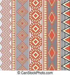 kultura, afričan