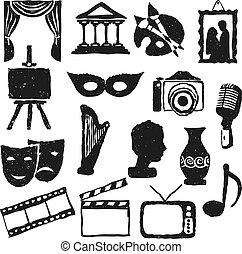 kultura, klikyháky, kino