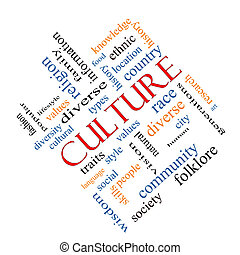 kultura, pojem, vzkaz, mračno, otočil
