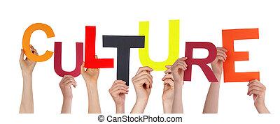 kultura, sevření dílo
