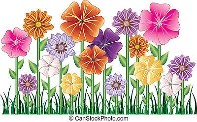 Květinová zahrada