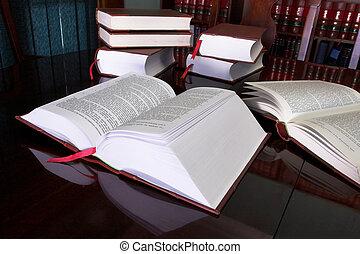 Legální knihy číslo 7