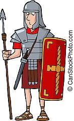 legionary, římský